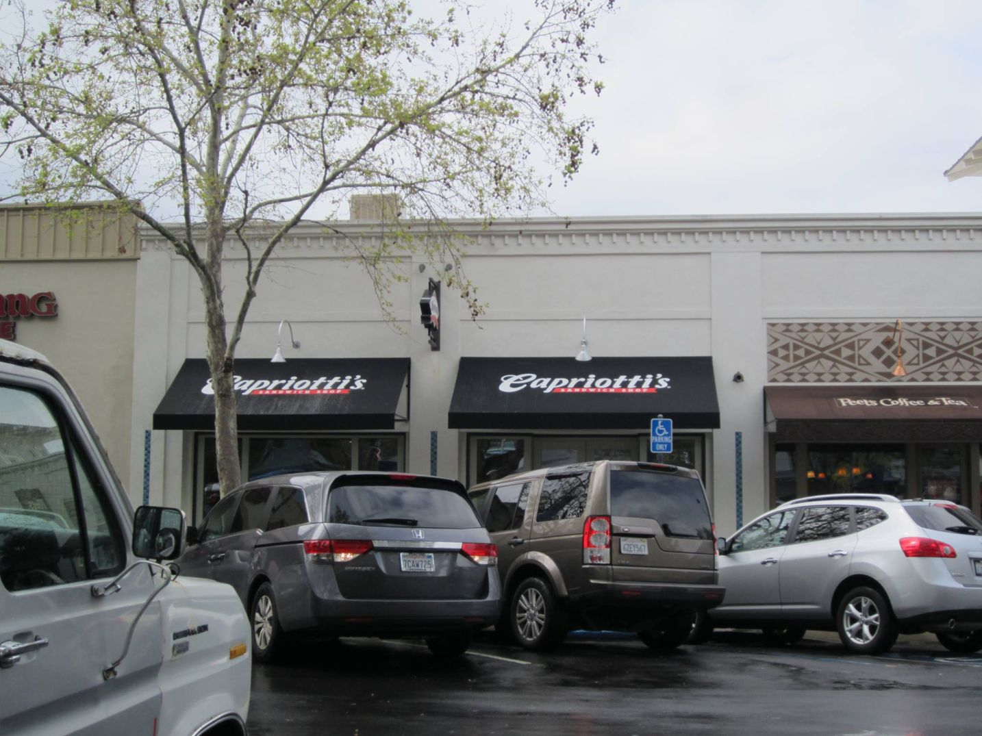Capriotti's awnings