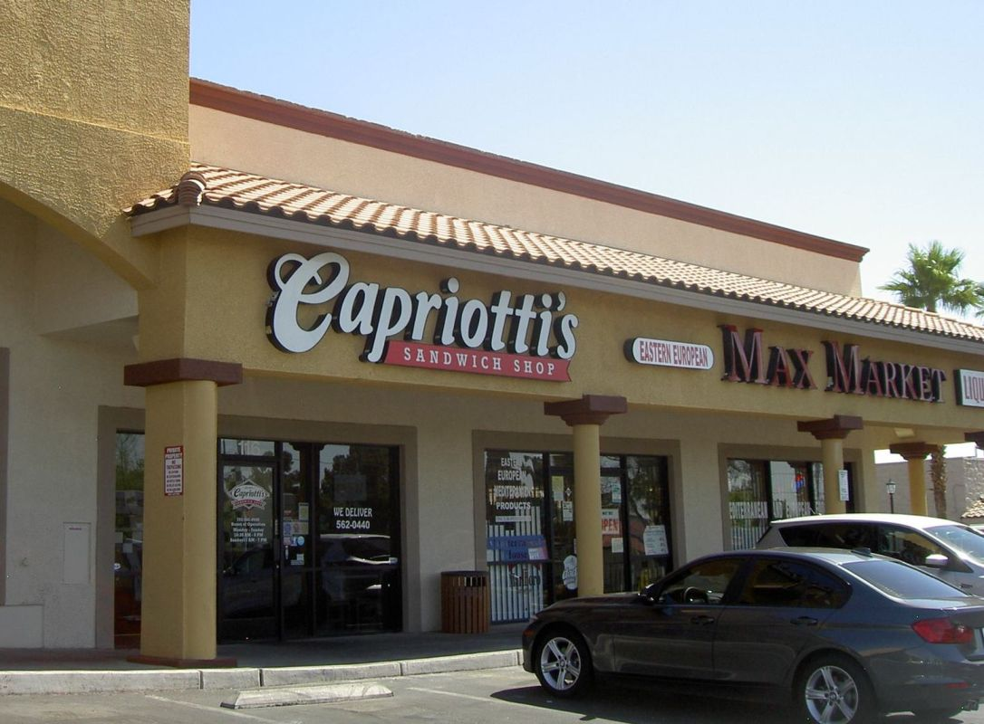 Capriotti's channel letters