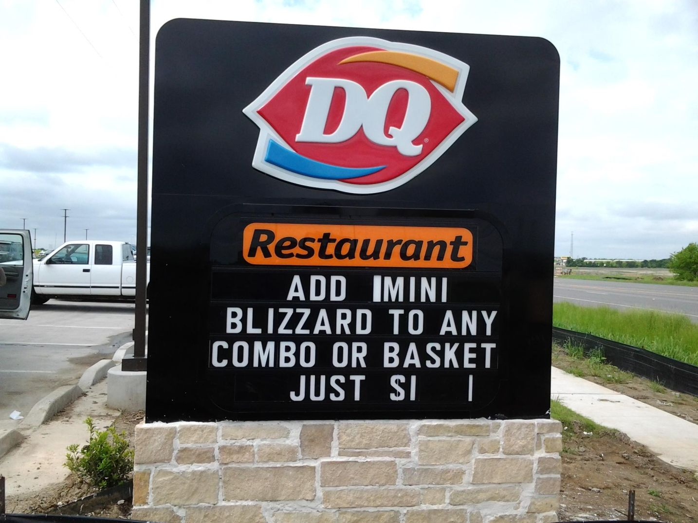 Dairy Queen monument