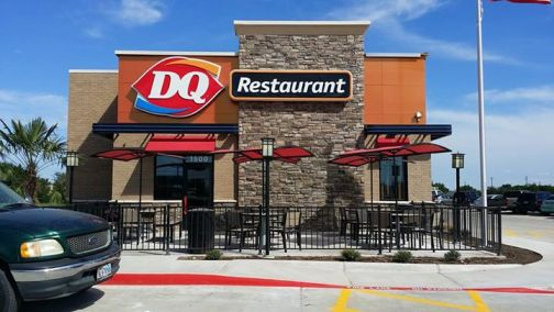 Dairy Queen - new look
