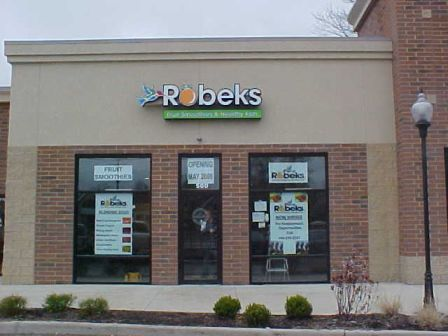 Robeks channel letters